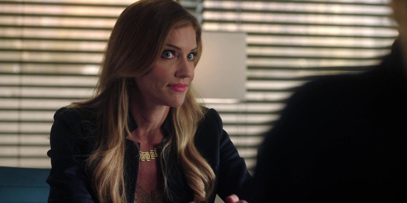 Lucifer Tricia Helfer S New Season 5 Look Revealed Cbr