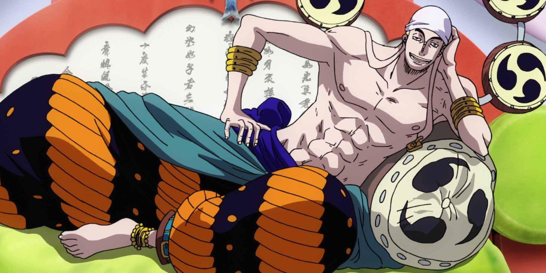One Piece: Os 10 personagens mais fortes que não são Piratas ou Marines 3