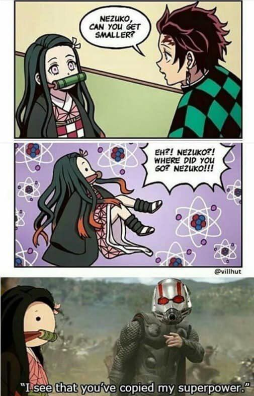 Demon Slayer 10 Smol Nezuko Memes That Will Have You Crying Of