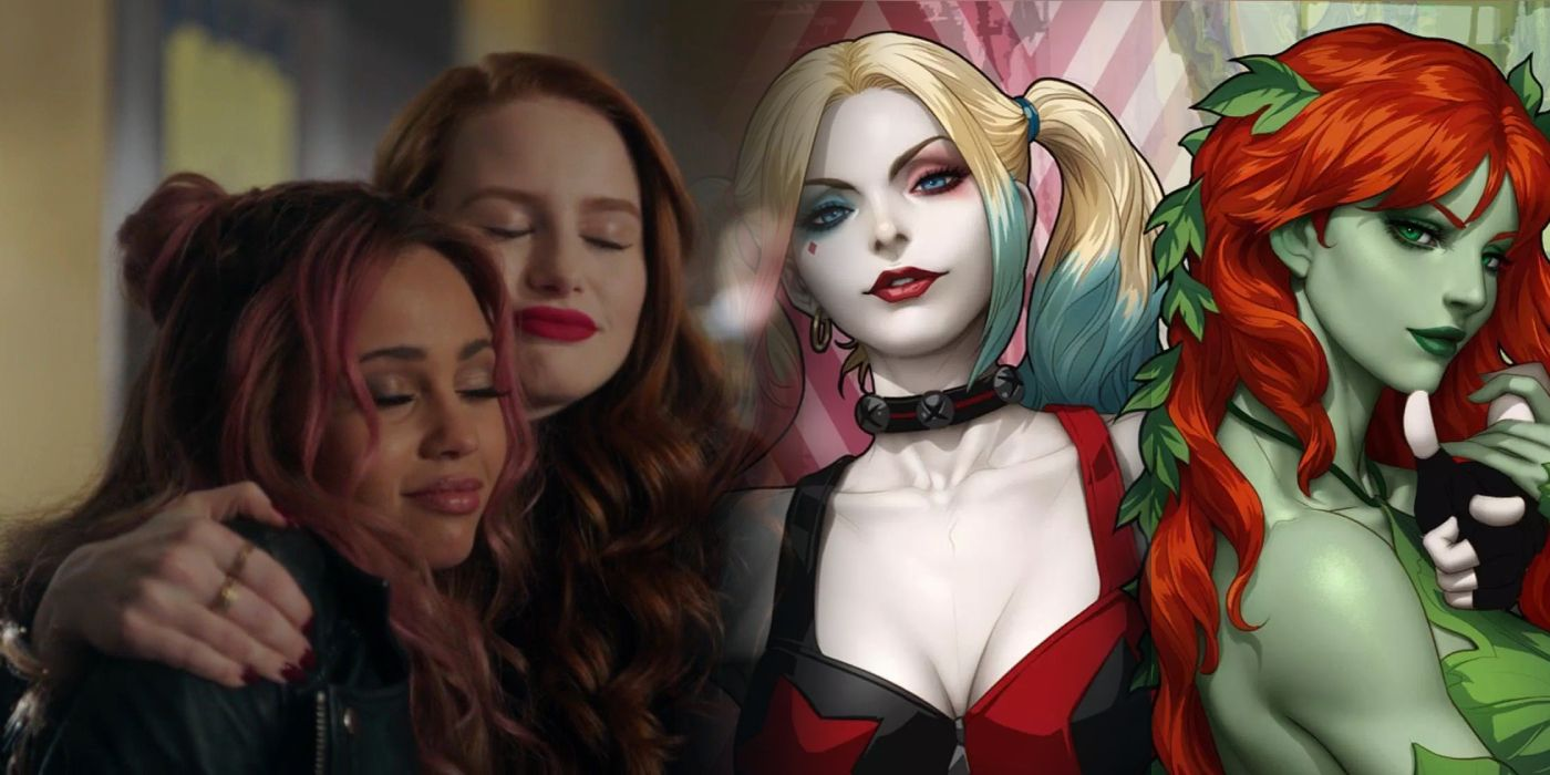 Riverdale: Cheryl & Toni Channel Harley Quinn & Poison Ivy for Halloween