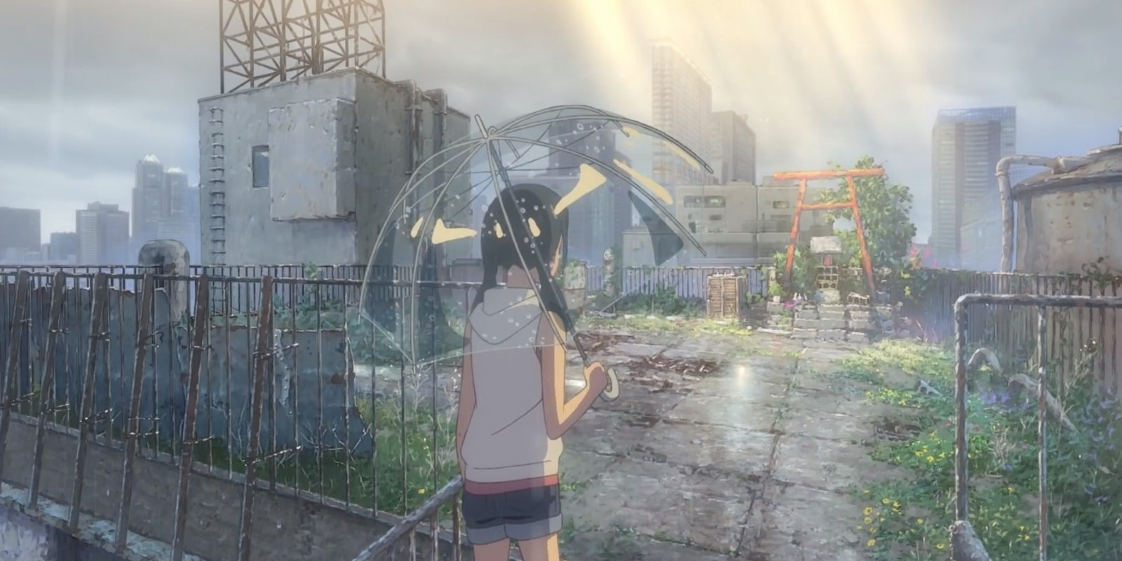 Weathering With You Anime Is Terrifying, But Is It Meant to Be?