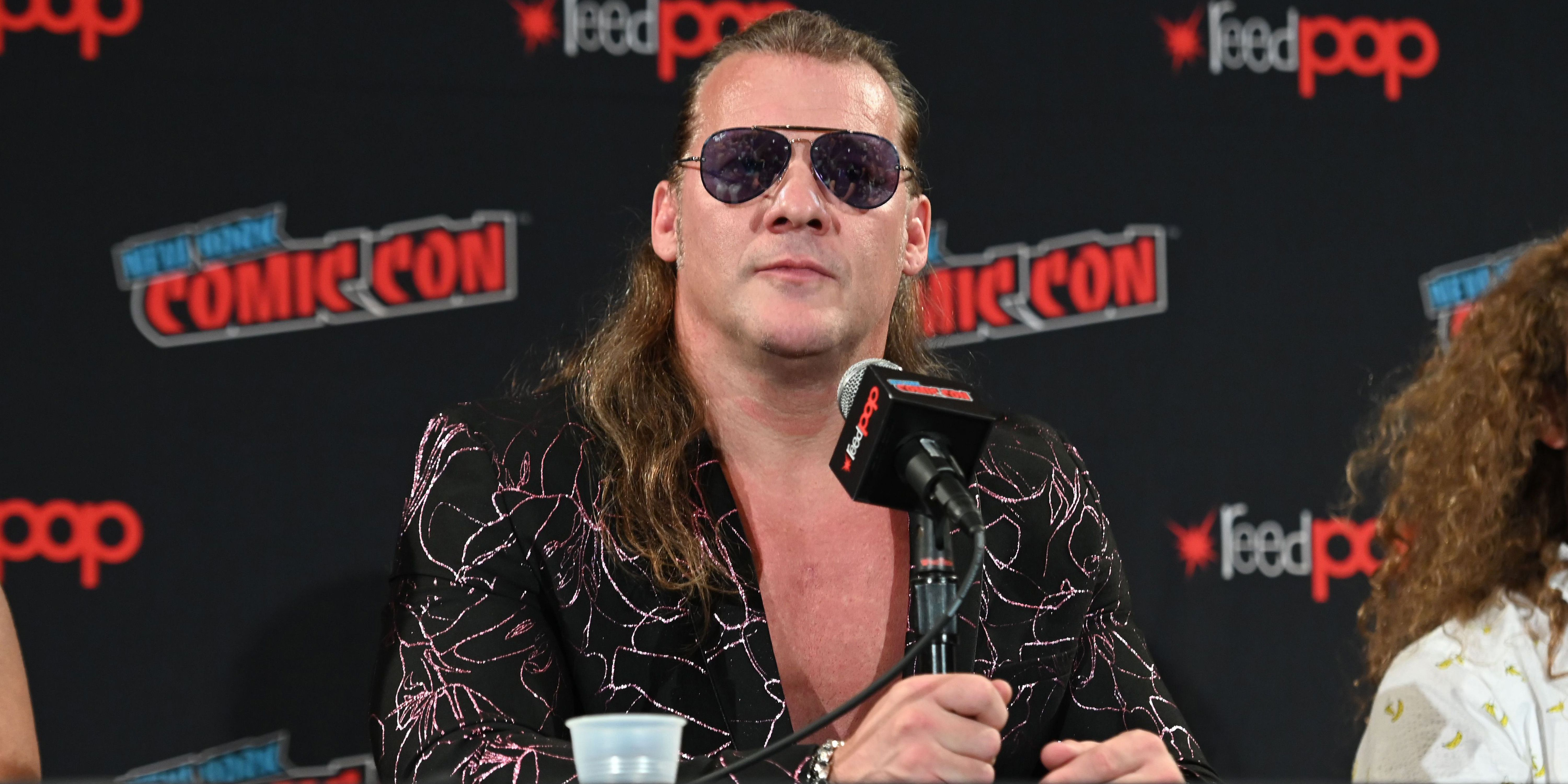 AEW: Chris Jericho Talks His Future in Wrestling and More | CBR