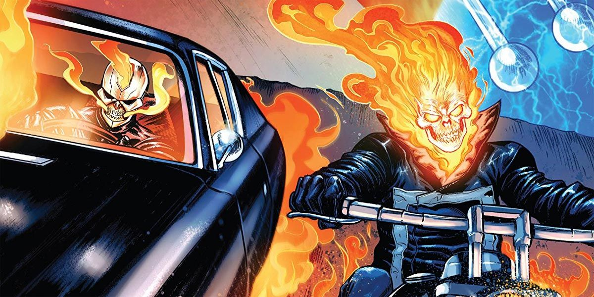 Avengers Finally Delivers the Ghost Rider Duel We've Waited For