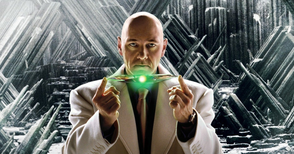 The Justice League's Solution to a Refugee Crisis Is Lex Luthor's Dream