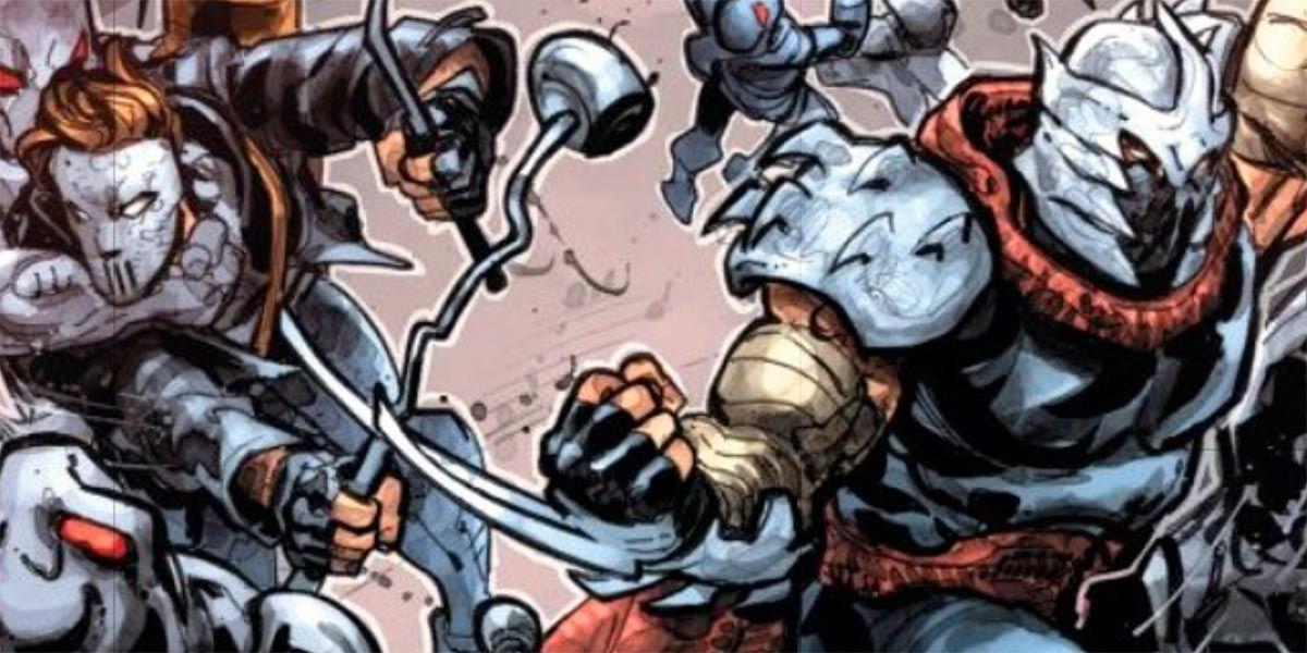 Batman/Ninja Turtles III: Shredder & Casey Jones Are the REAL Dynamic Duo