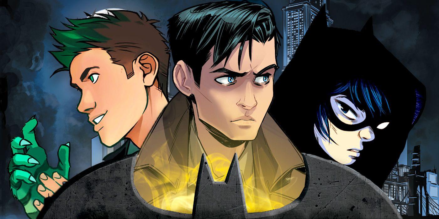 DC Unveils First Look at Cassandra Cain, Beast Boy YA Graphic Novels