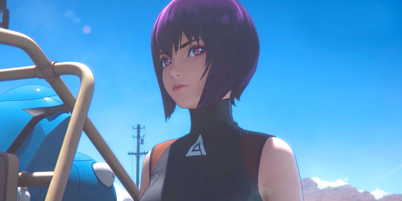 The Timeline Of Ghost In The Shell Cbr
