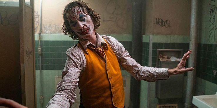 Image result for Arthur Fleck's Bathroom Dance Scene Wasn't in the Script