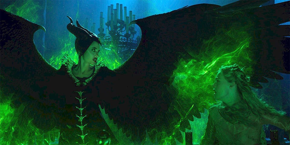 Maleficent Mistress Of Evil Is Basically X Men But With