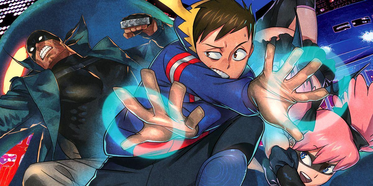 My Hero Academia: Vigilantes Needs an Anime Adaptation | CBR