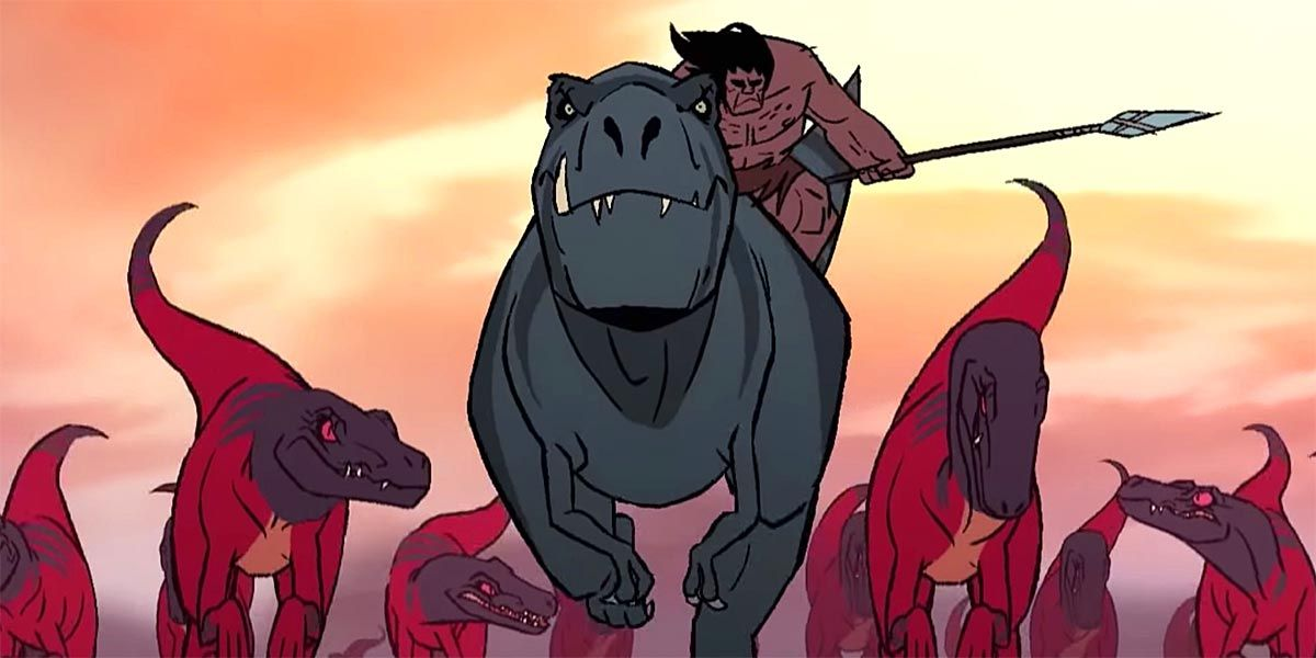 Primal Review: Genndy Tartakovsky Is Back in His Element | CBR