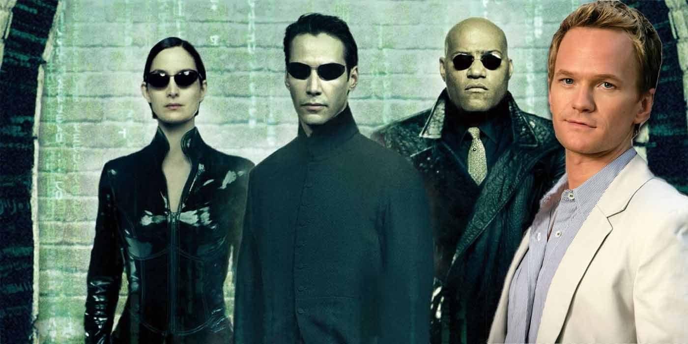 The Matrix 4 Adds Neil Patrick Harris   CBR
