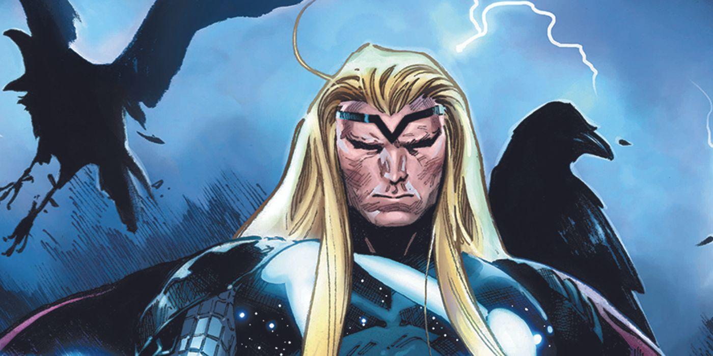 Marvel Reveals New Thor Costume for Comics Relaunch | CBR