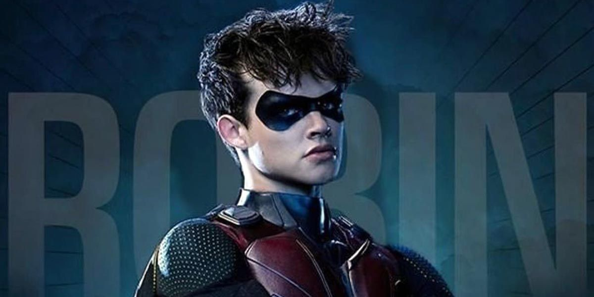Titans Season 1 Finale Photo Unites Batman and Jason Todd