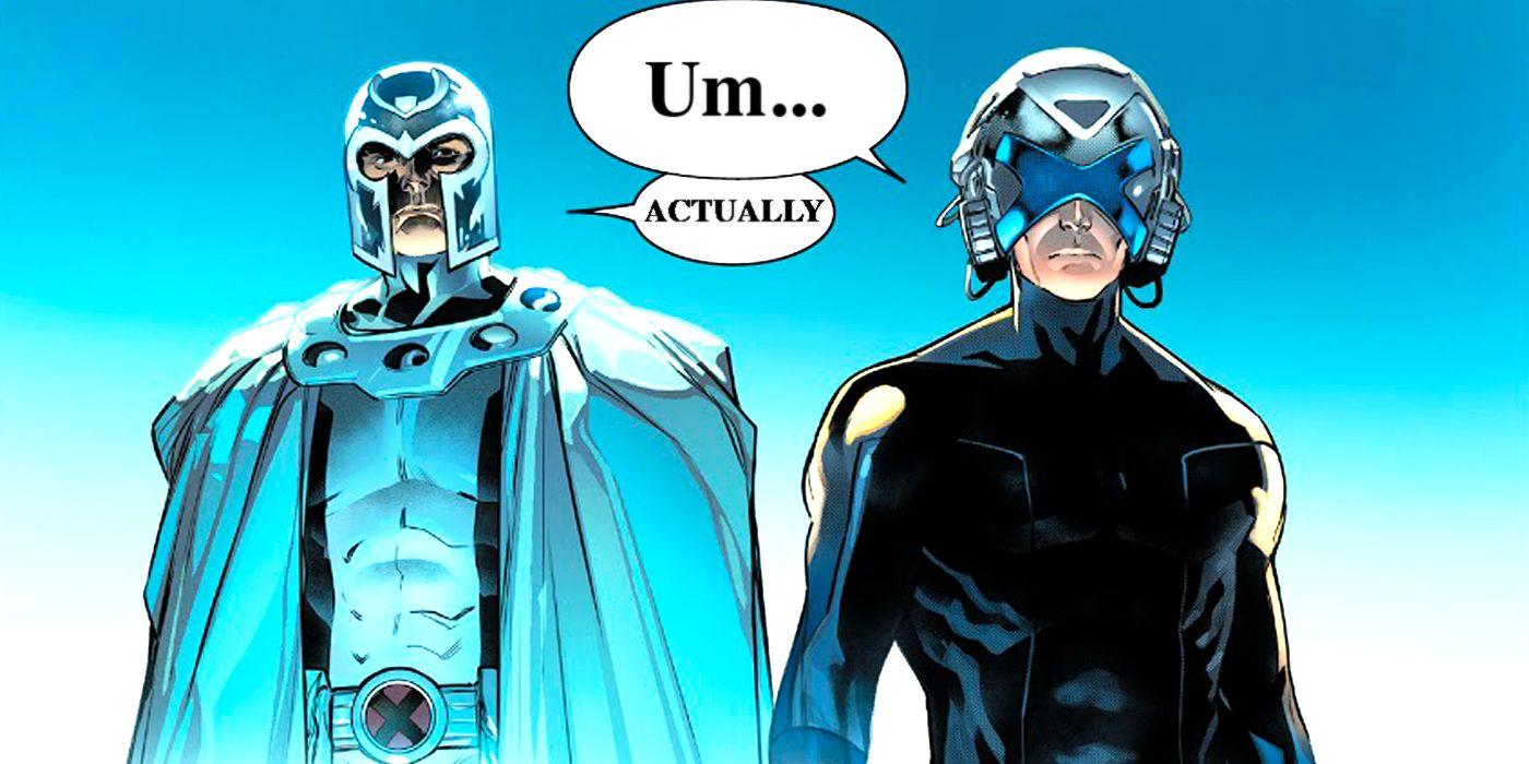 X-Mansplaining: Professor X & Magneto's New Mutant Power Is Being Pricks