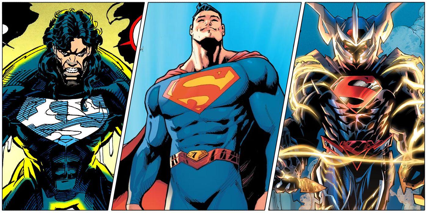 Superman: 5 Costumes We Love (& 5 We Hate)   CBR
