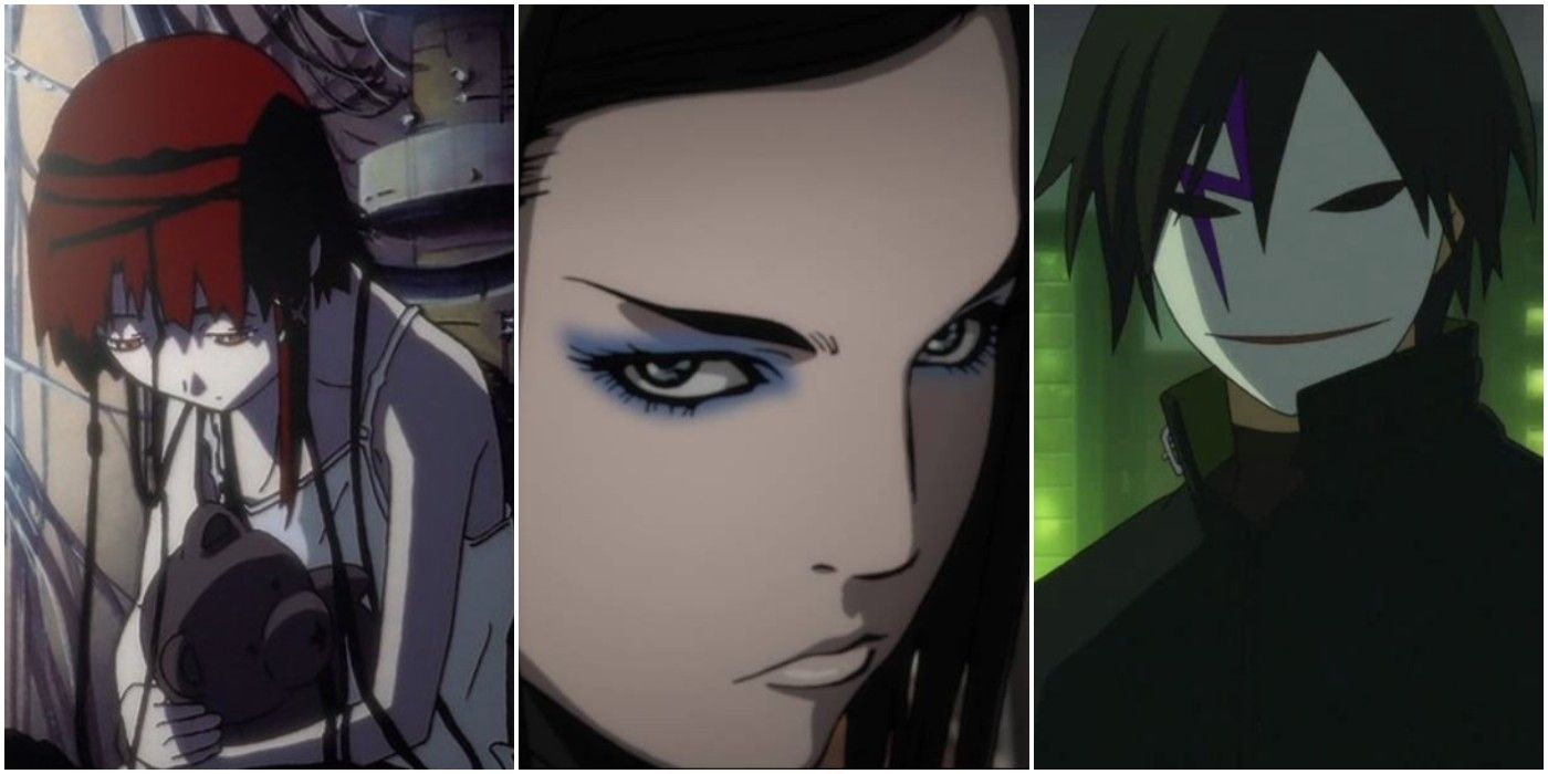 10 Anime To Watch If You Love Ghost In The Shell Cbr