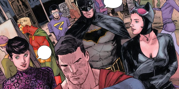BEST BATMAN Rules of Engagement - Los 10 momentos más románticos entre Superman y Lois Lane