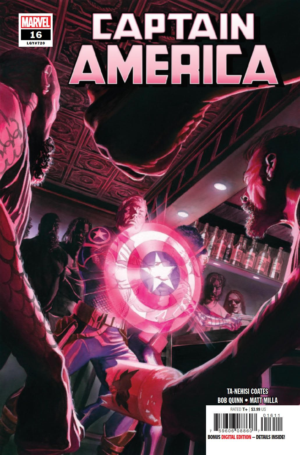 PREVIEW: Captain America #16 | CBR