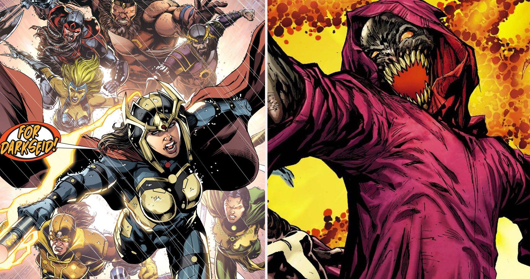 DC: 10 Most Powerful Darkseid's Elite Members, Ranked   CBR
