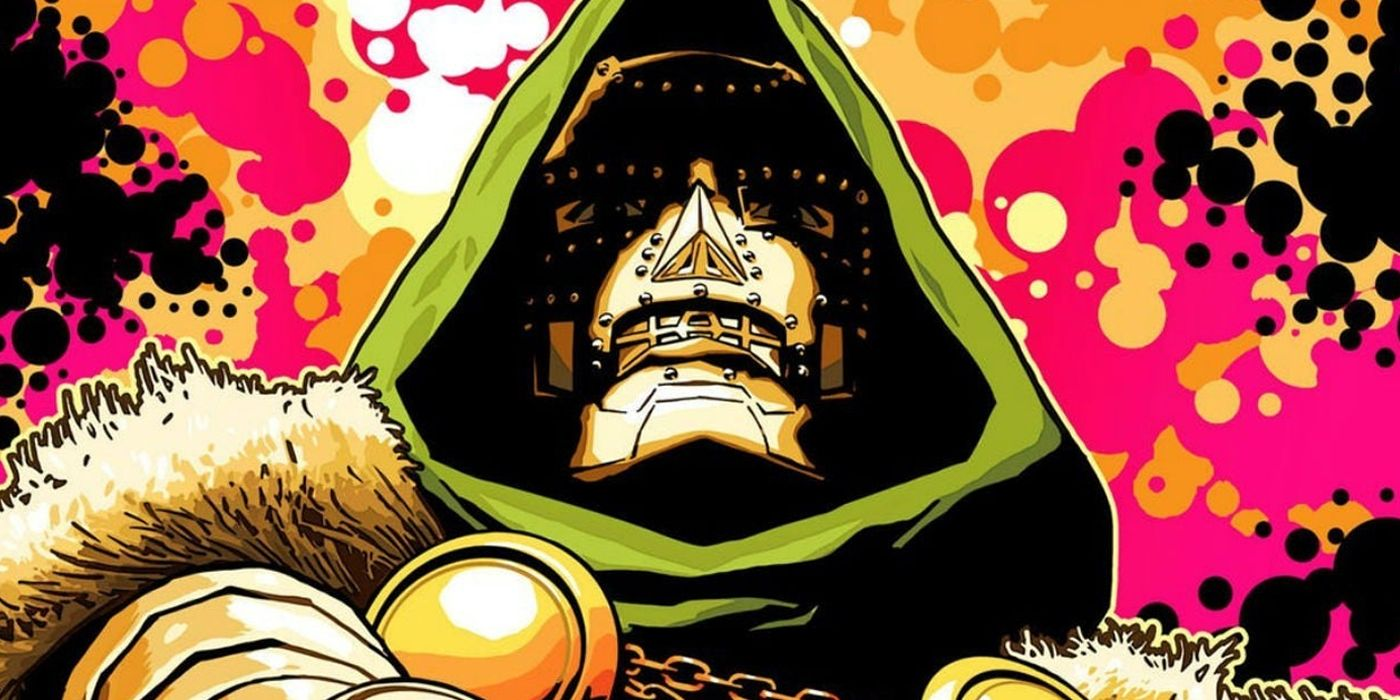 Doctor Doom Just Learned He's Fated to Become [SPOILER]'s Greatest Servant