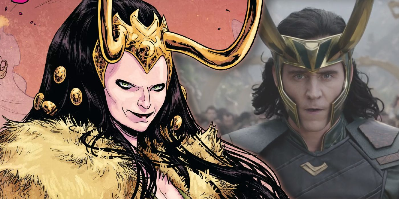 Loki: How the Marvel Asgardian God Became Female | CBR