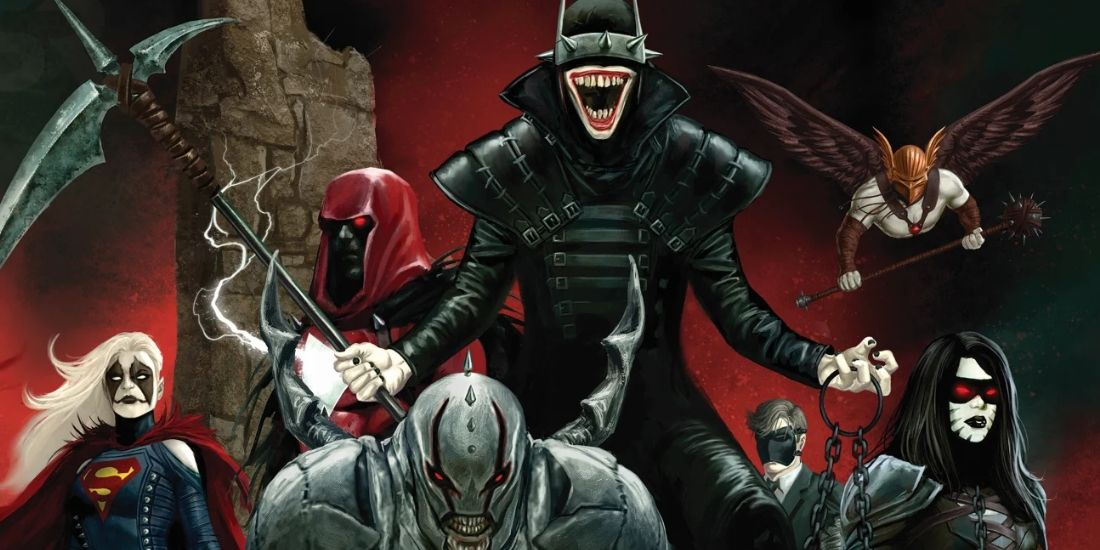 Year of the Villain: Hell Arisen First Look Teases a Major DC Death