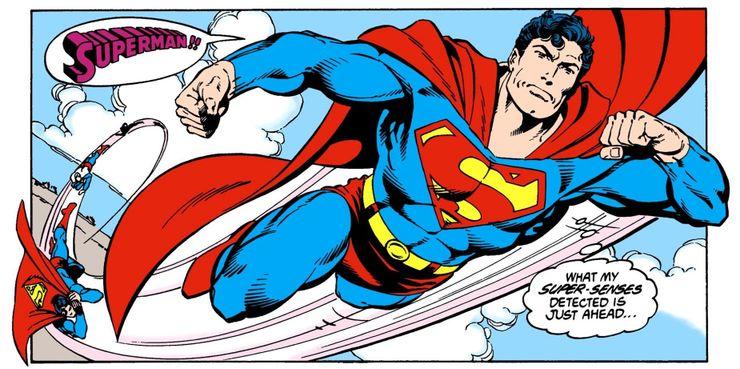 John Byrne Superman Cropped 1 - Datos sobre Superman que han cambiado y que han permanecido iguales