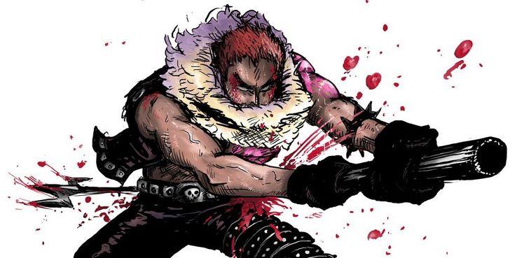 One Piece 10 Amazing Works Of Fan Art That We Love Cbr