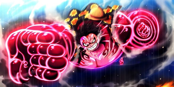 One Piece 10 Things You Didn T Know About Gear 4th Luffy Cbr