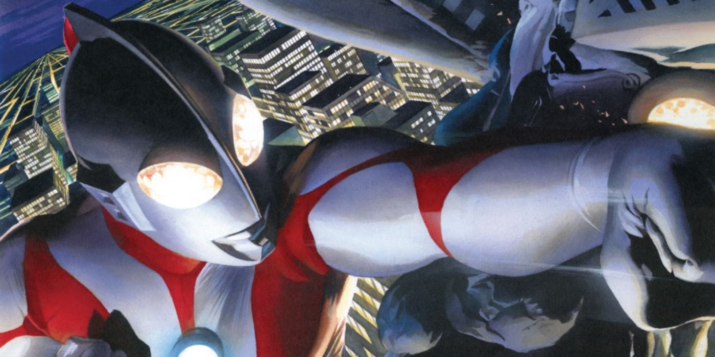 Marvel to Publish New Ultraman Comics in 2020
