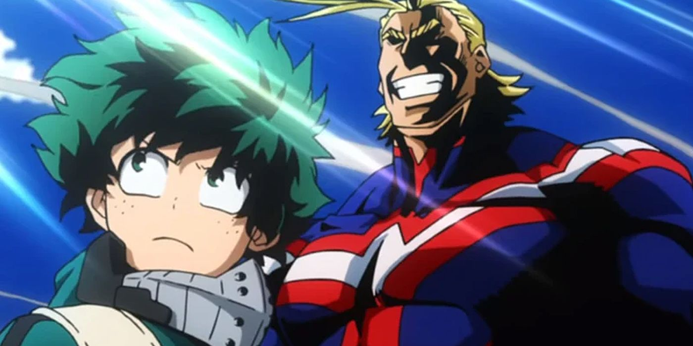 Here's When My Hero Academia: Heroes Rising Takes Place in the Timeline