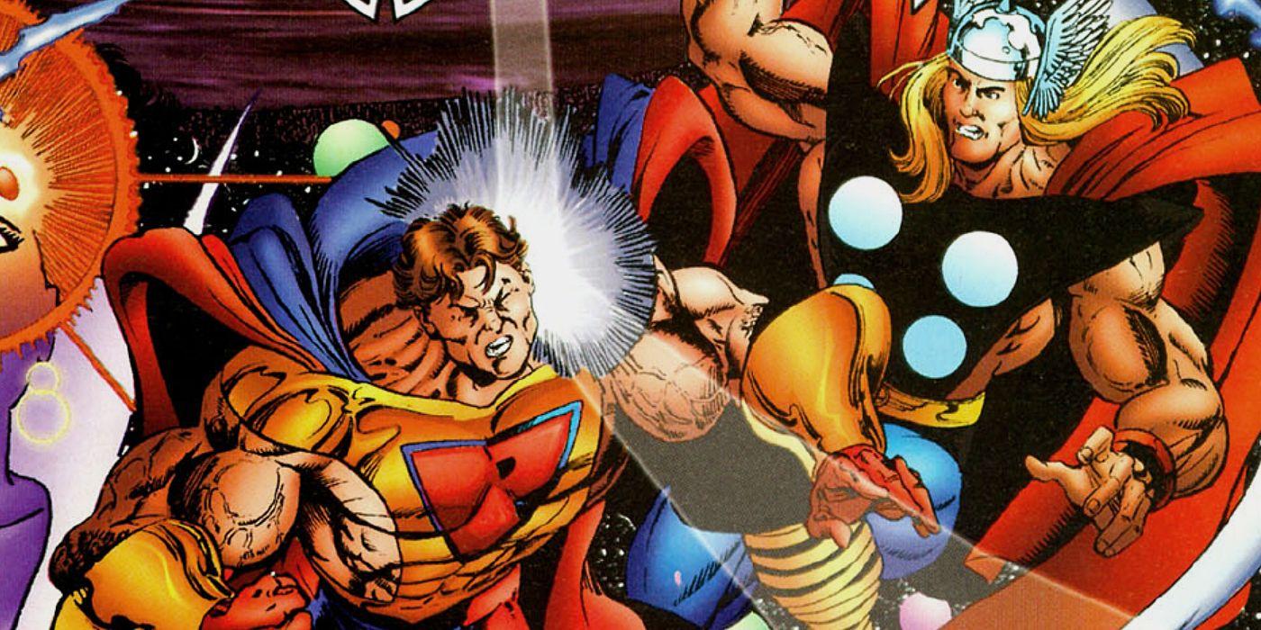The Ultraverse: How Marvel Absorbed the Malibu Comics World   CBR