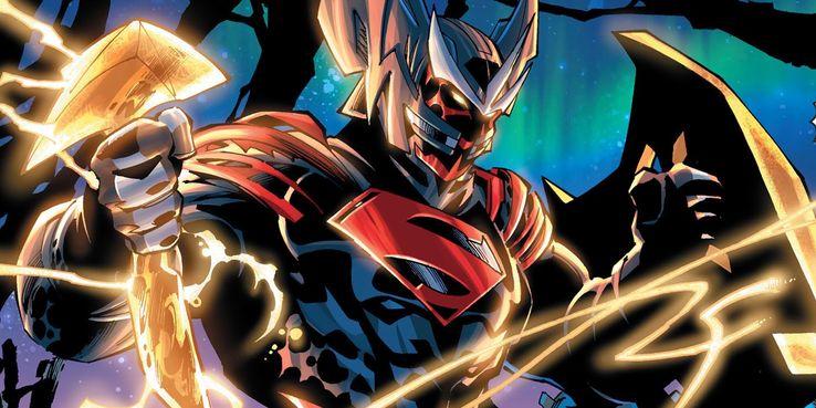 SUPERMAN COSTUMES Unchained Armor - Cinco trajes que nos encantan de Superman y cinco que odiamos
