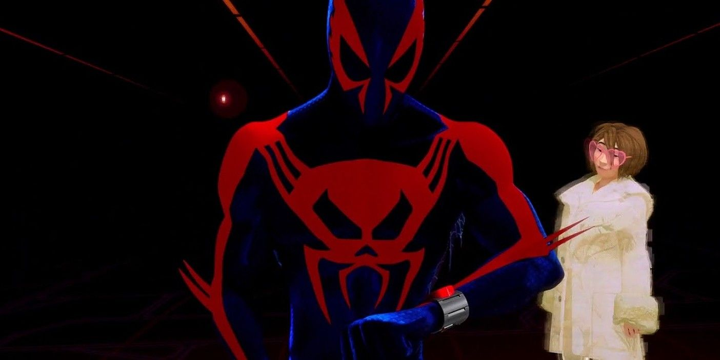 Into the Spider-Verse 2: How Does Oscar Isaac's Spider-Man 2099 Fit in?