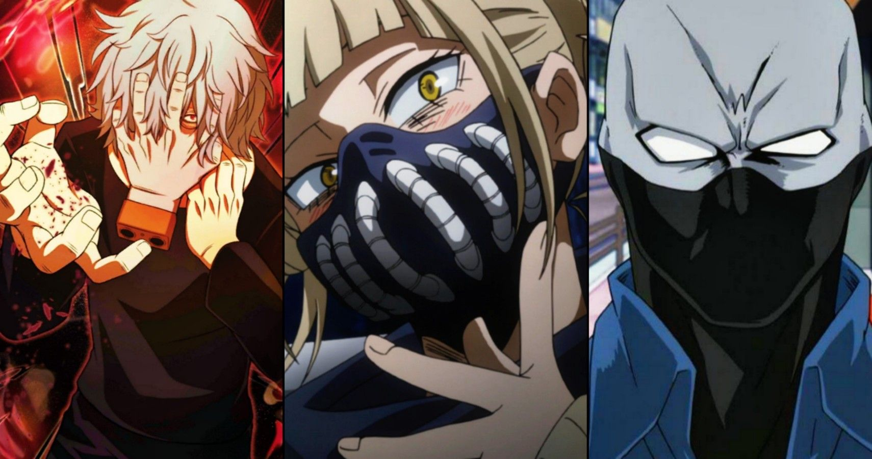 My Hero Academia 10 Things You Didn T Know About The League Of Villains Shie hassaikai is a club in brawl stars. my hero academia 10 things you didn t