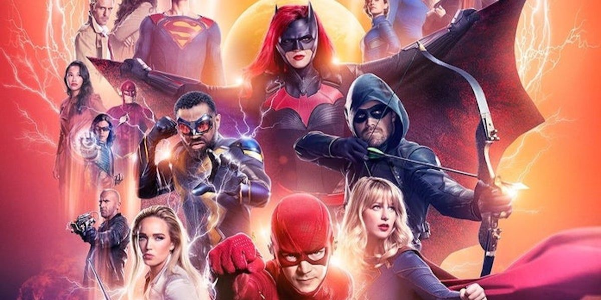 Crisis on Infinite Earths' Best Scene Is Now Available to Watch Online