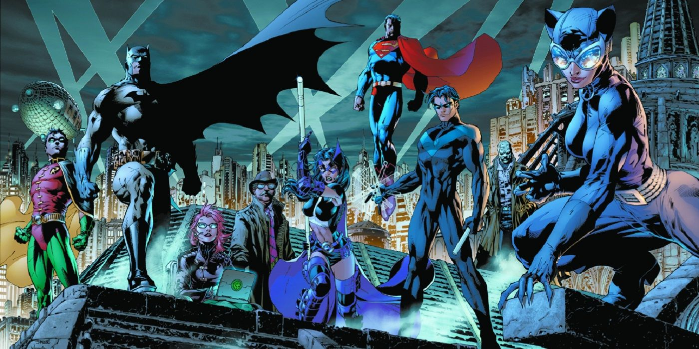 2019 Top DC Characters 3-1 | CBR