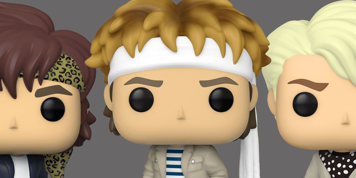 Funko's Duran Duran Pop!'s Will Make You Hungry Like the Wolf