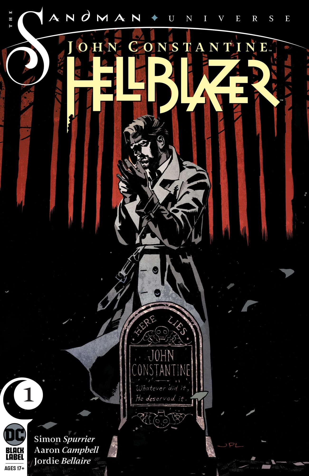 REVIEW: John Constantine: Hellblazer Is a Return to Form For DC's Occult Detective