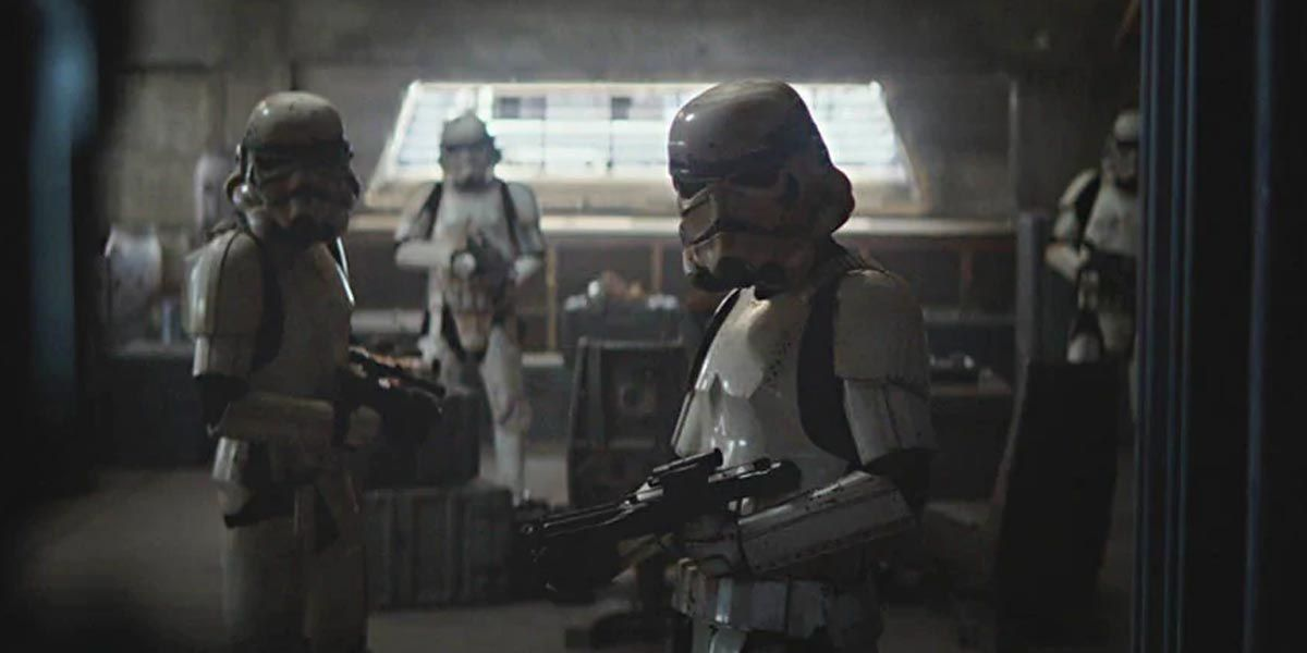 The Mandalorian Enlisted the Help of Stormtrooper Group the 501st Legion