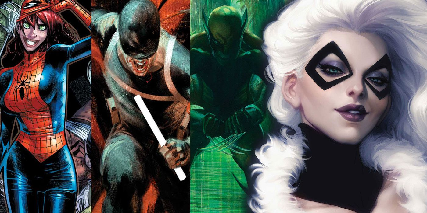 Every Marvel Comic Arriving in February 2020 | CBR