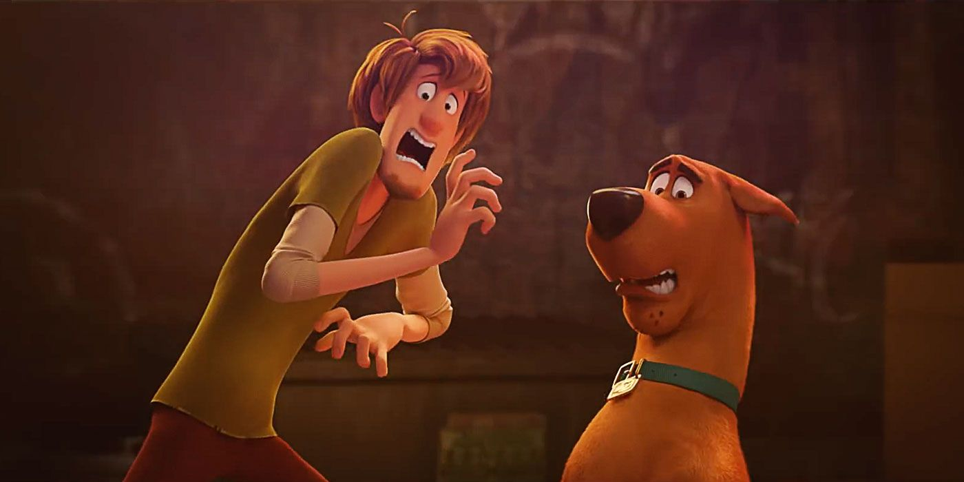 First Scoob Trailer Reveals Scooby-Doo and Shaggy's Origin Story