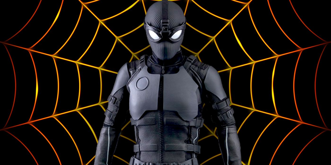 Spider-Man Concept Art Offers Hi-Res Look at Night Monkey's Mask