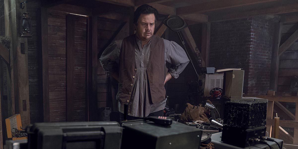 The Walking Dead's Josh McDermitt on Eugene's Journey and Making Contact