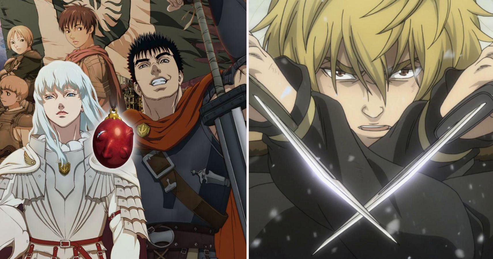 10 Anime To Watch If You Like Vinland Saga | CBR