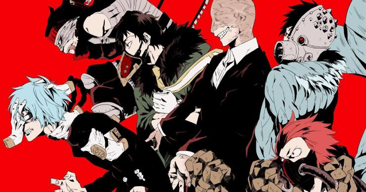 My Hero Academia 5 Reasons Why The Shie Hassaikai Arc Was The Season S Best 5 Why It Was The Ua School Festival Arc Deku and friends prepare to take on the deadly yakuza group the shie hassaikai. reasons why the shie hassaikai arc