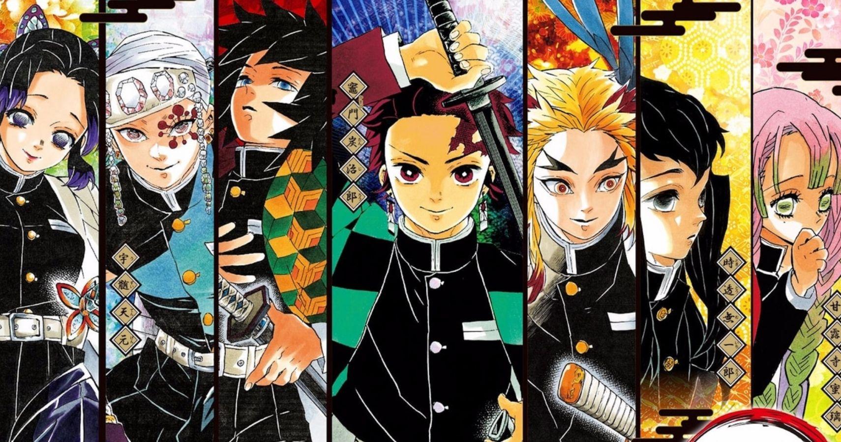 10 Must Read Manga If You Love Demon Slayer Cbr