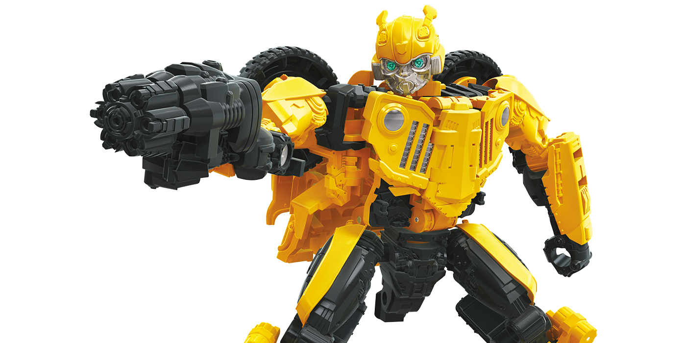 New Transformers Figures Take Bumblebee Off Road Cbr