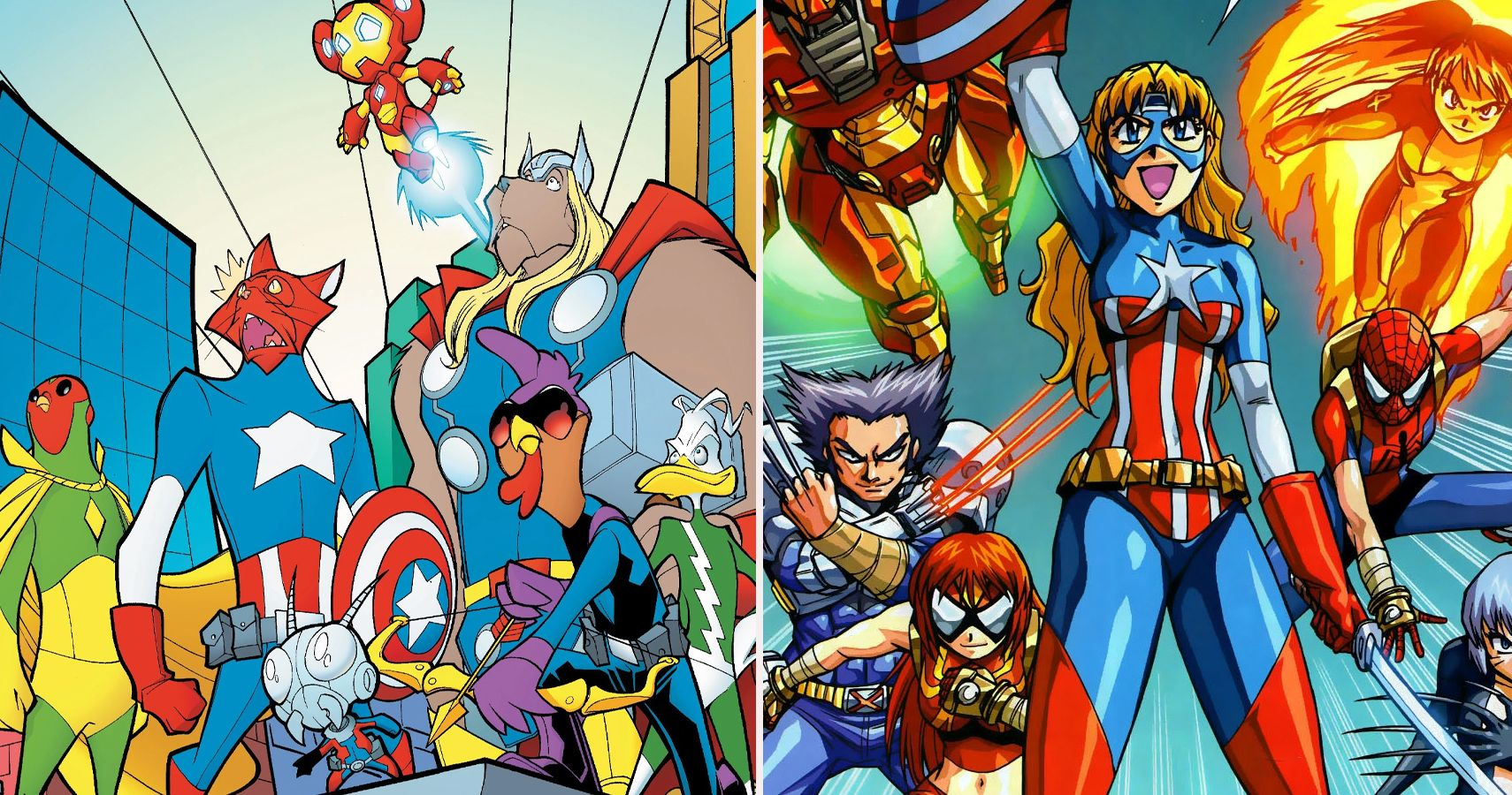 Multiverse Of Madness: Marvel Comics' 5 Best & 5 Worst Alternate Dimensions